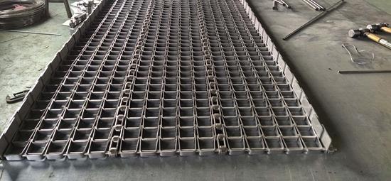 不锈钢网带打滑常见的原因你了解多少呢?