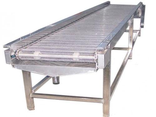 金属网带在高温下应该如何保养?