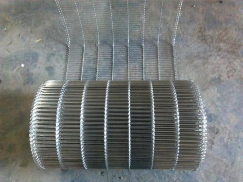 关于金属网带的优点和作用